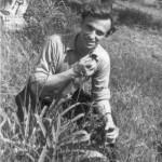 Юрій Лащук. Львівщина. 1940-і роки. Автор фото не відомий